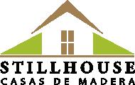 Logo stell house casas de madera