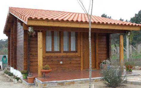 Casas de madera rusticas oferta precio comprar still - Costruire una casa economica ...